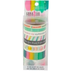 Psalm 56:3-4 Scripture Washi Tape